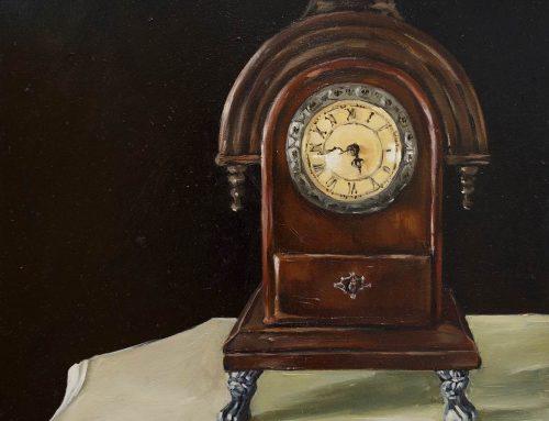 Antique Clock (2019)
