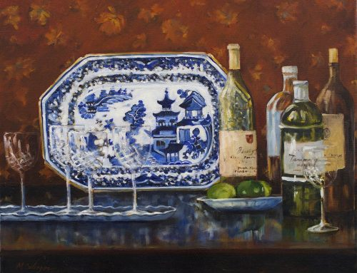 Chinese Plate (2018)